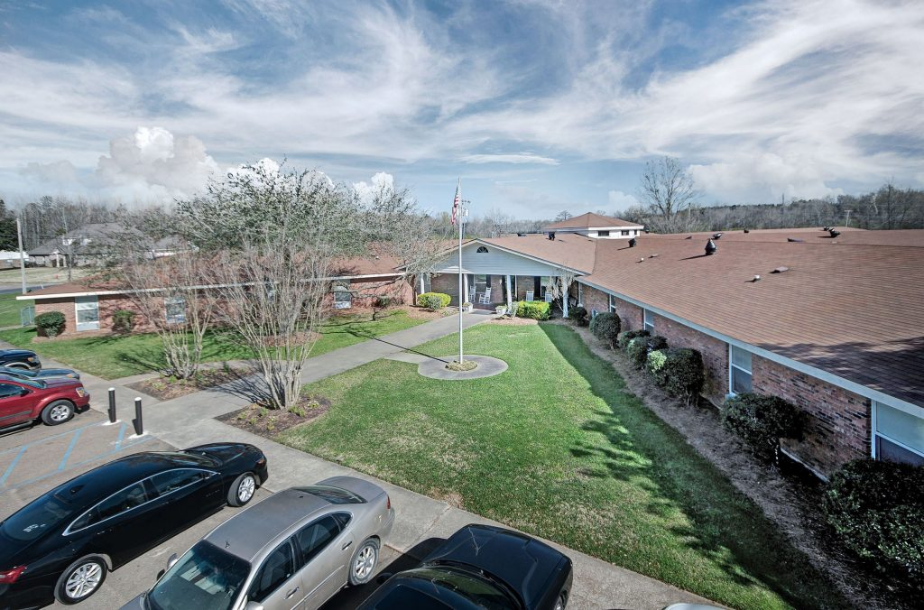 Holmes County Long Term Care Center building